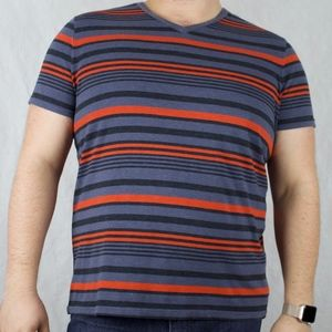 Mossimo Supply Co. Shirts - Mossimo Striped T-Shirt